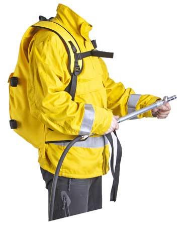 Detektor jednogazowy PAC...